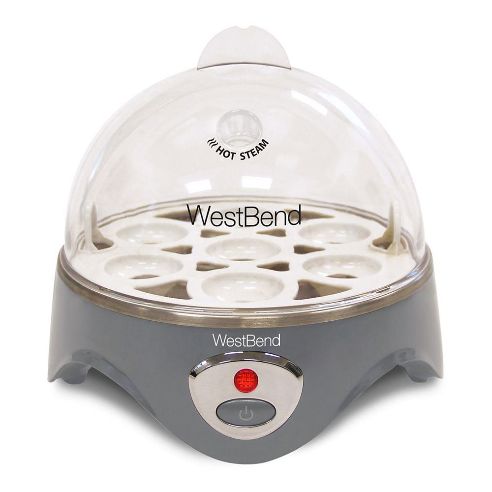 West Bend 87628 7 cuiseur à oeufs