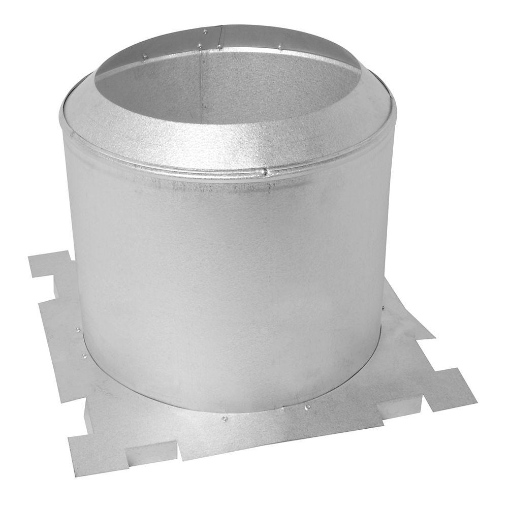 SuperVent 7 inch Attic Insulation Shield