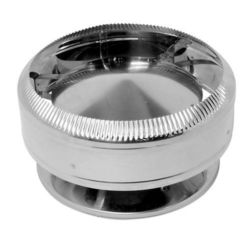 SuperVent 8 inch Raincap, deluxe