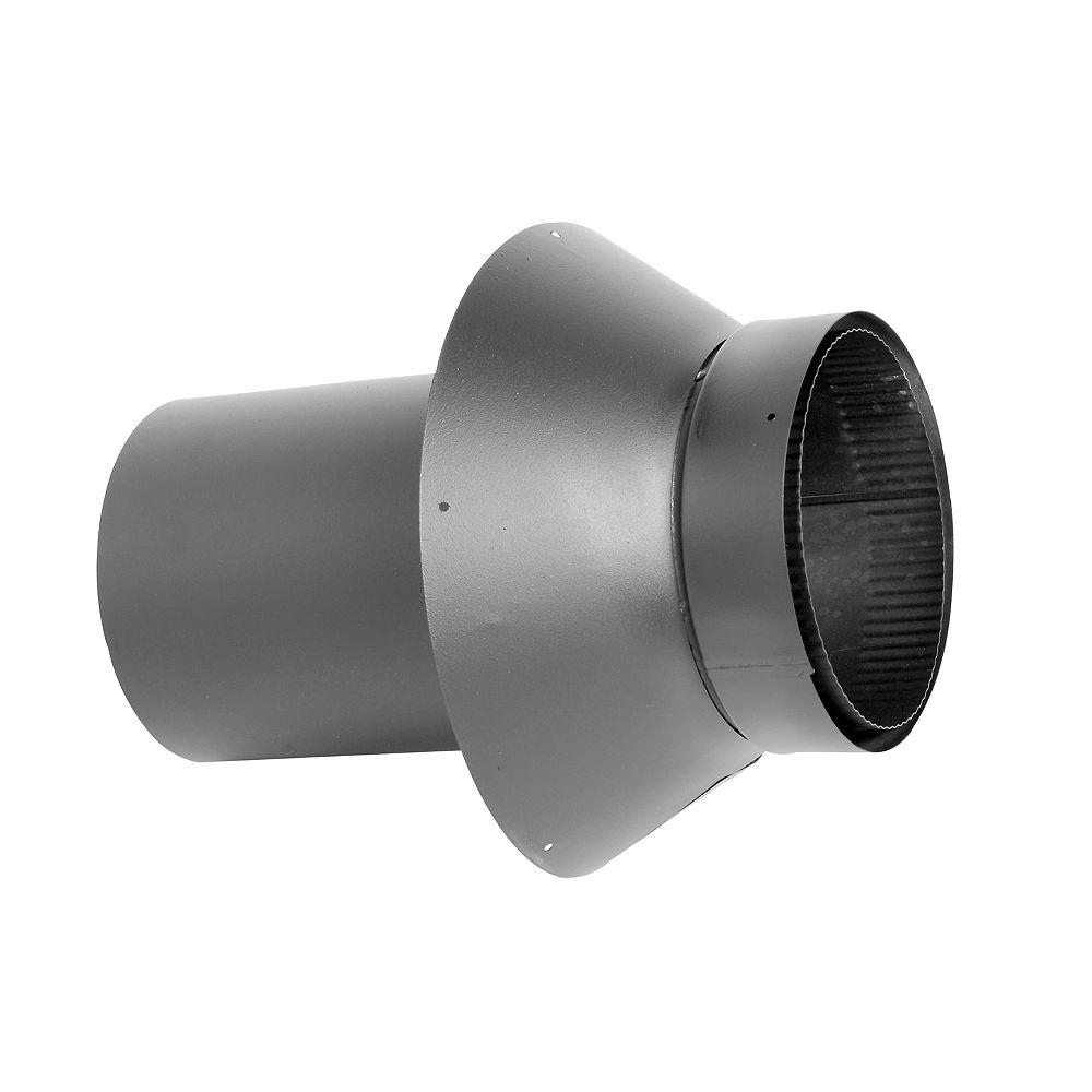 SuperVent 8 inch Masonry Adaptor