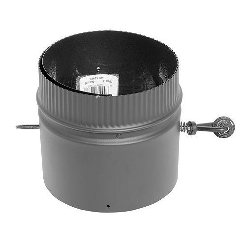 SuperVent 7 inch Dia Damper Kit
