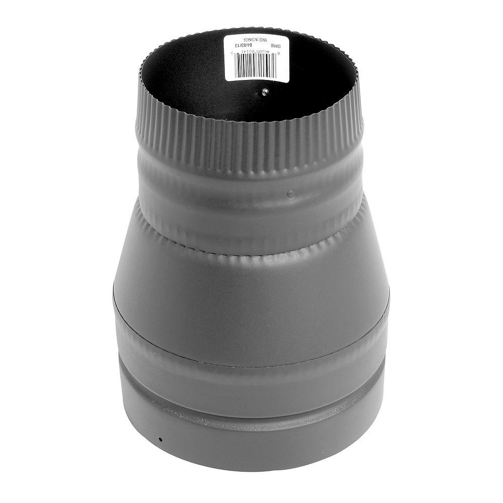 SuperVent 8 inch to 6 inch Reducer Adapter