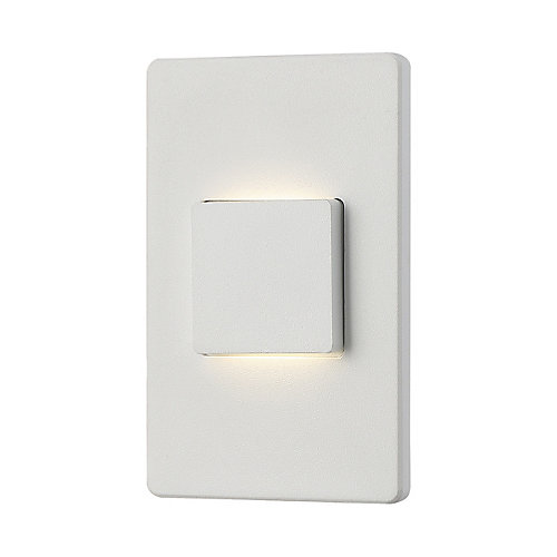 In Wall LED, White