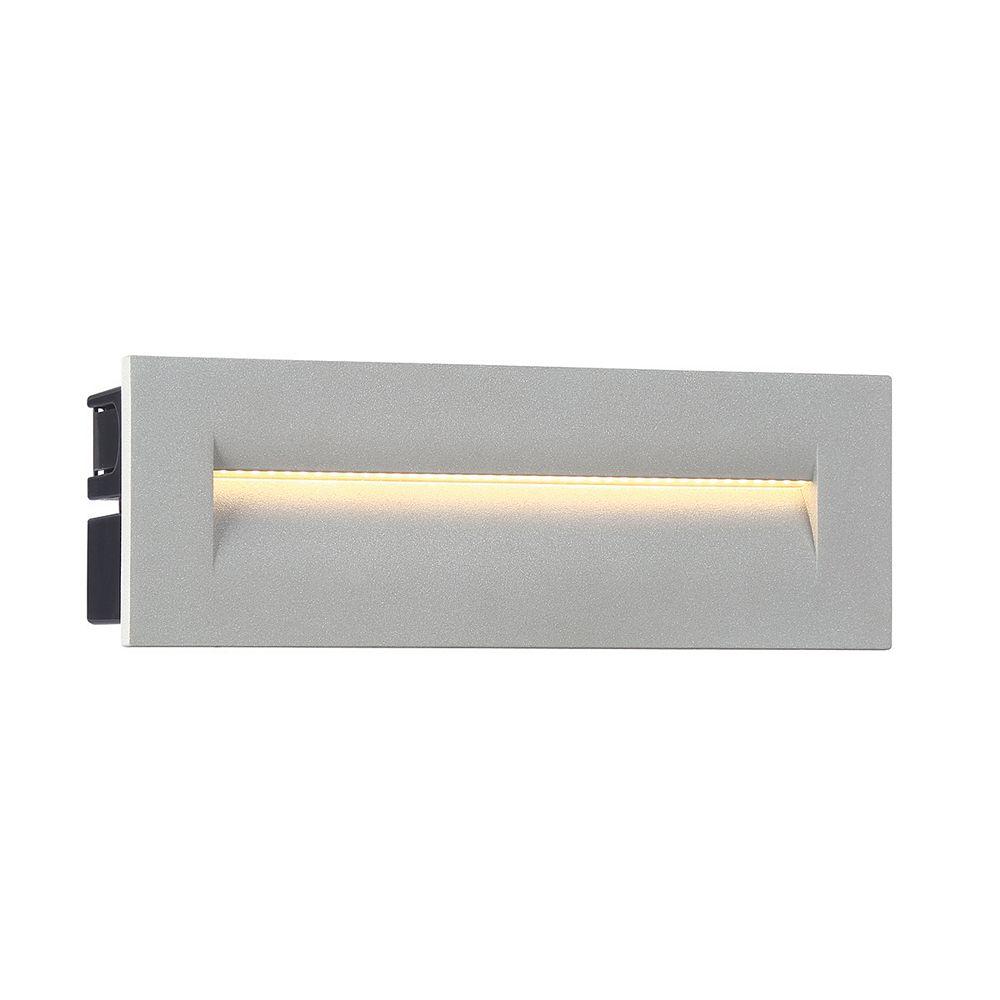 Eurofase Outdoor in wall LED, Marine Grey