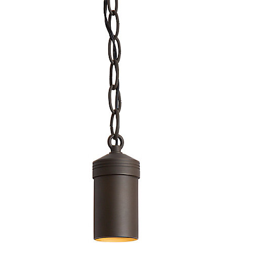 Outdoor Pendant LED, Solid Brass, 3x2W