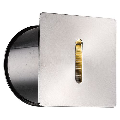 Outdoor in wall LED, Stainless Steel