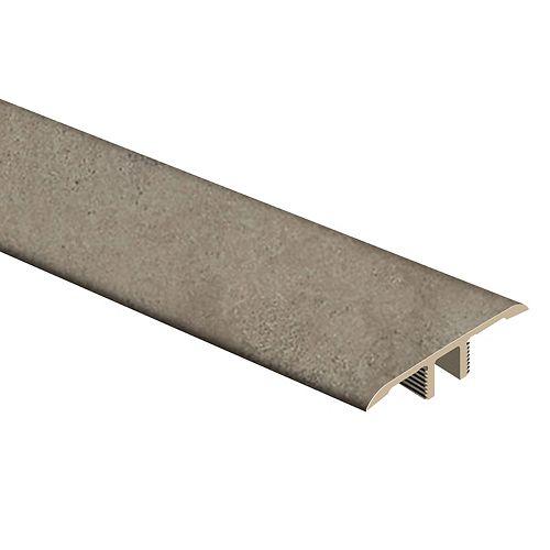 Zamma Andria Stone, 0.125 x 1.75 x 72-inch, Vinyl T Moulding