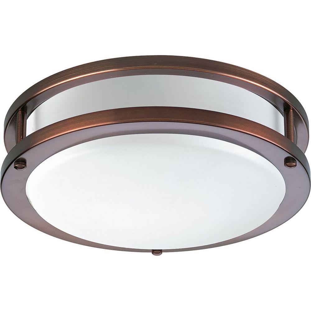 Progress Lighting Luminaire LED CTC COMM à une lumière à DEL CTC avec module DEL c.c.