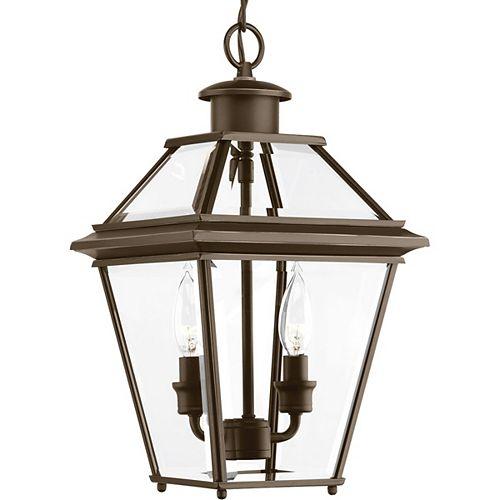 Burlington Two-light Hanging Lantern
