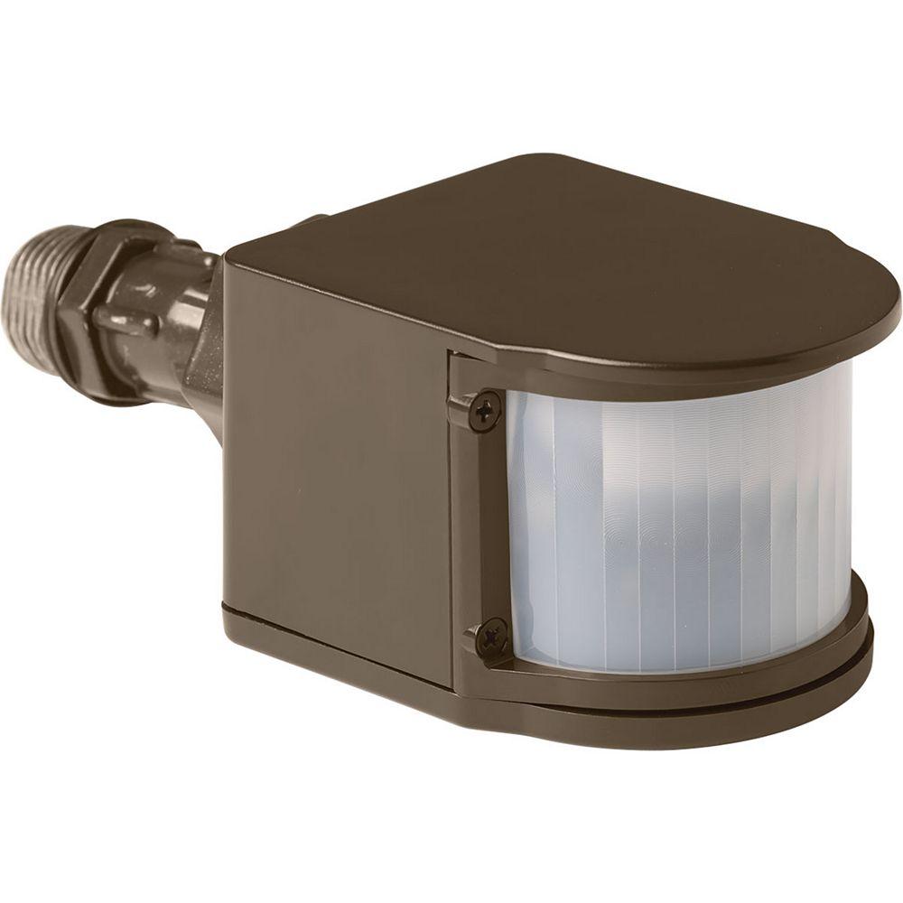 Progress Lighting Floodlights 180 Degree motion sensor