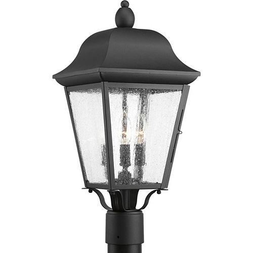 Progress Lighting Kiawah Three-light Post Lantern