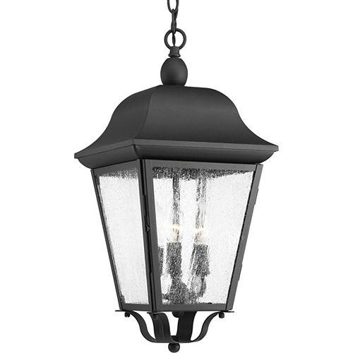 Progress Lighting Kiawah Three-light Hanging Lantern