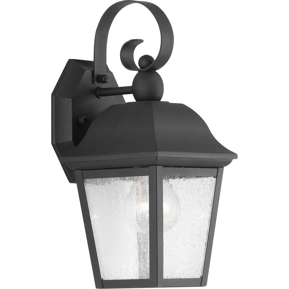 Progress Lighting Petite lanterne murale Kiawah à une lumière