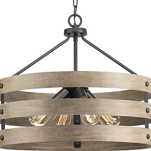 Gulliver 4-Light Pendant Light Fixture