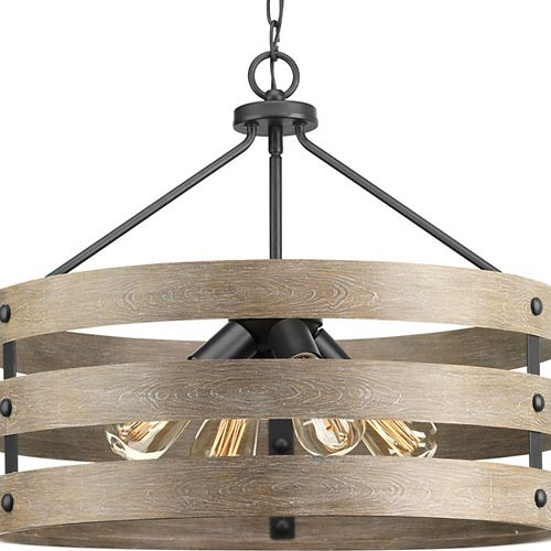 Gulliver 4-Light Pendant Light Fixture