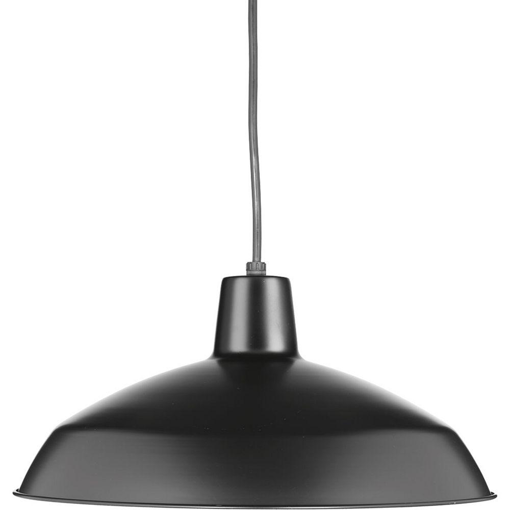 Progress Lighting Metal Shade One-light Pendant