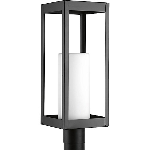 Patewood Collection Outdoor Black Post Light