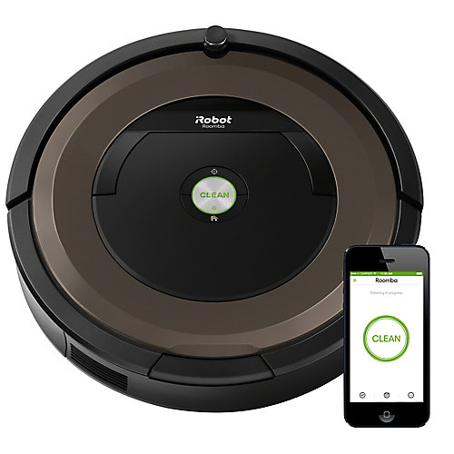 Roomba 890 Wi-Fi Connected Robot Vacuum