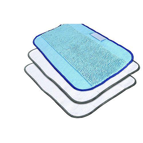 iRobot Braava Microfiber Mixed Cloths (3-Pack)