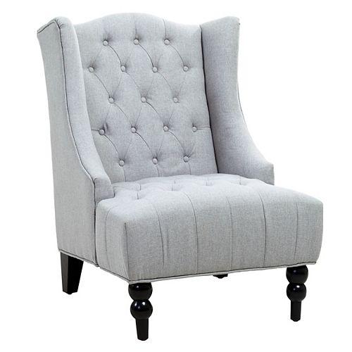 Toddman High Back Chair