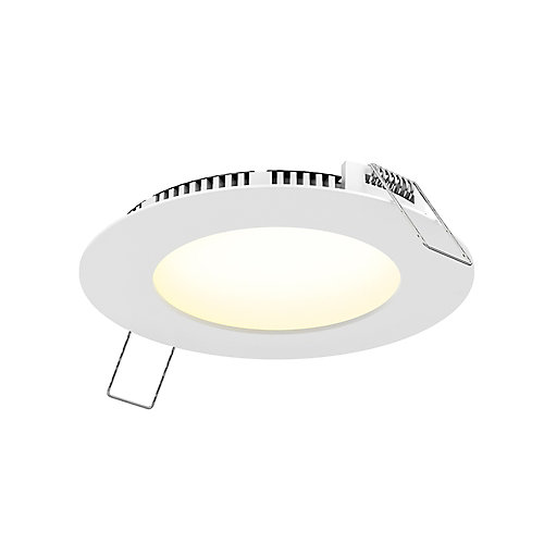 4 inch LED White Panel CCT 600 Lumens