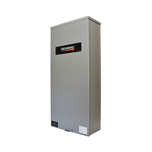Canadian Service Entrance Rated 200 Amp Single-Phase Automatic Transfer Switch
