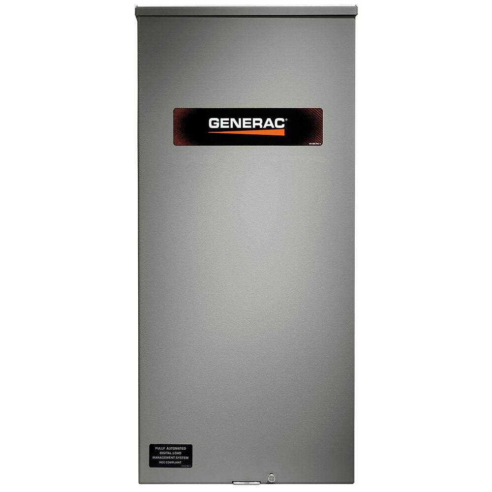 Generac Smart Switch 200 Amp 120/240 1Ø NEMA 3R CUL