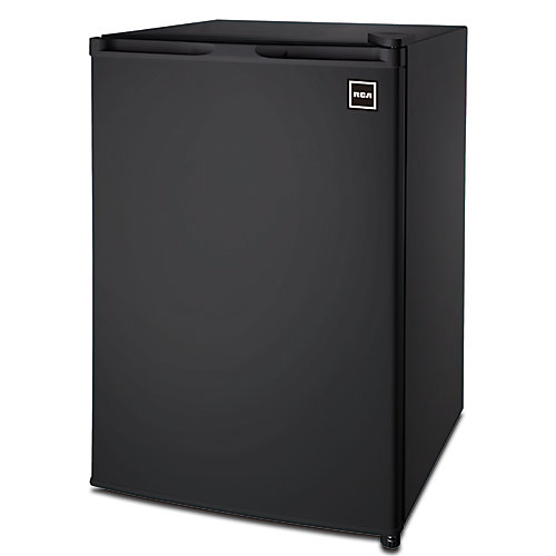 4.5 cu. ft. Compact Fridge - Black