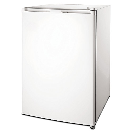 4.5 cu. ft. Compact Fridge - White