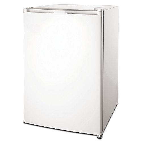 4.5 cu. ft. Compact Fridge - White