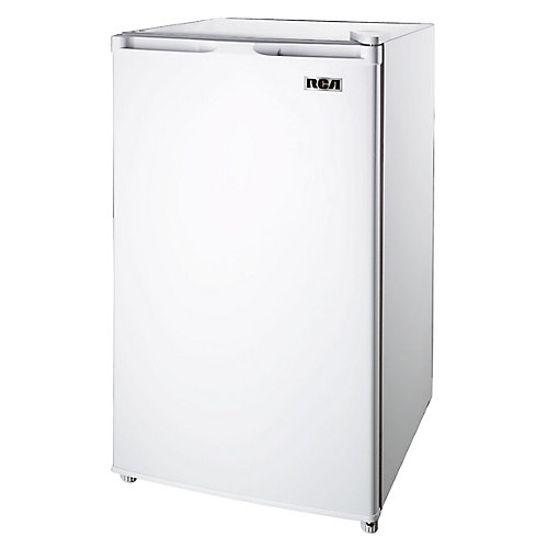 3.2 cu. ft. Compact Mini Fridge - White