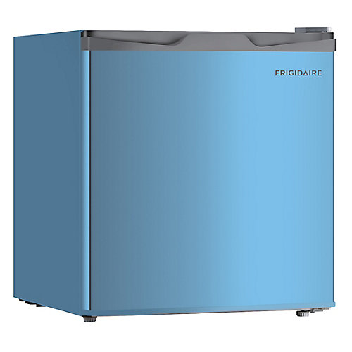 1.6 cu. ft. compact Mini Fridge - Blue