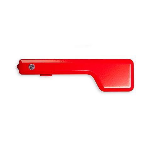 Drapeau rouge de remplacement