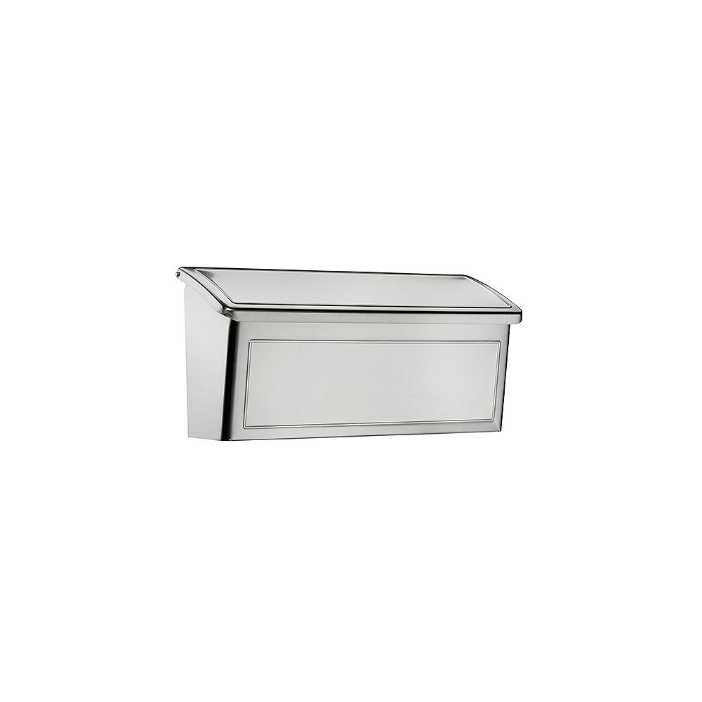 Architectural Mailboxes Venice Mailbox Stainless Steel