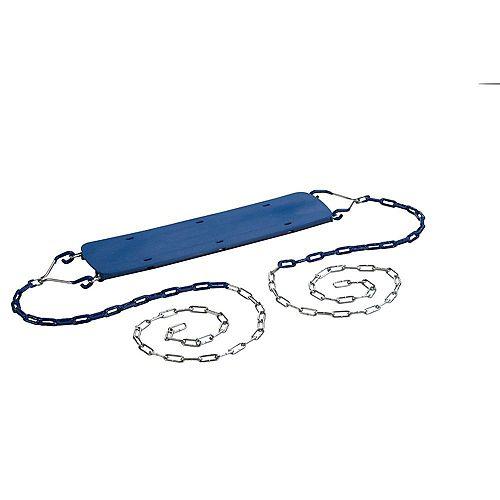 Creative Cedar Designs Beginner Swing Seat w/Chains- Blue