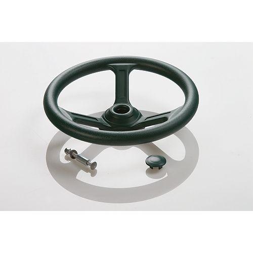 Playset Steering Wheel- Green