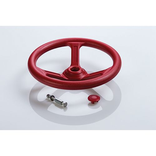 Creative Cedar Designs Playset Steering Wheel- Red