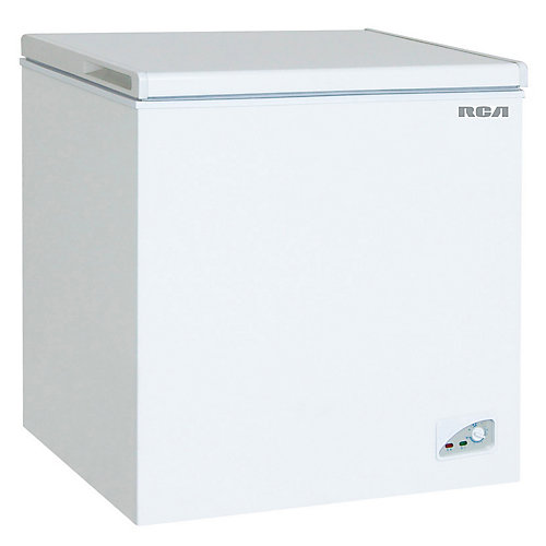 7.1 cu. ft. Compact Chest Freezer - White