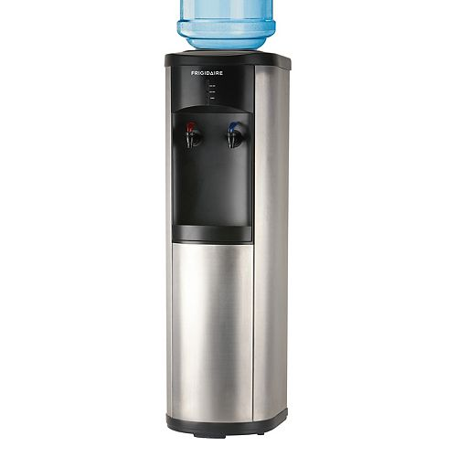 Hot and Cold Water Dispenser - Stainless Steel