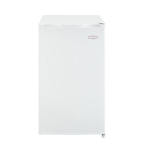 4.5 cu.ft. White Compact All Refrigerator