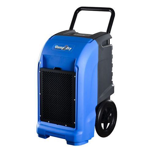 1PACD150 Damp2Dry 70L/150 Pint Commercial Dehumidifier with Built-In Ejector Pump