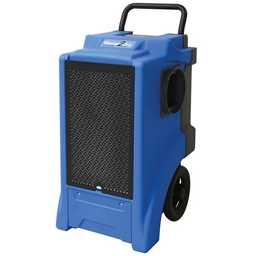 1PACD250 Damp2Dry 120 Liter/250 Pint Commercial Dehumidifier with Built-In Ejector Pump