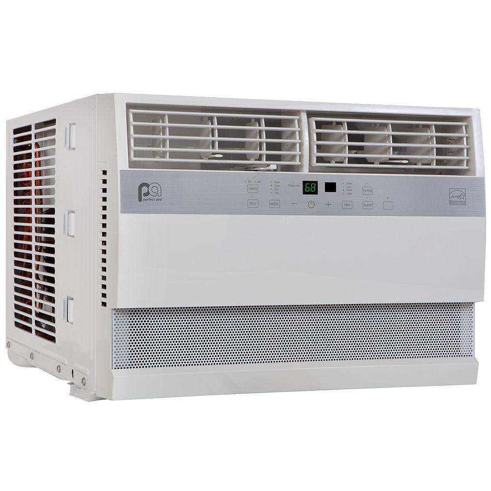 Perfect Aire 12000 BTU Flat Panel Window Air Conditioner