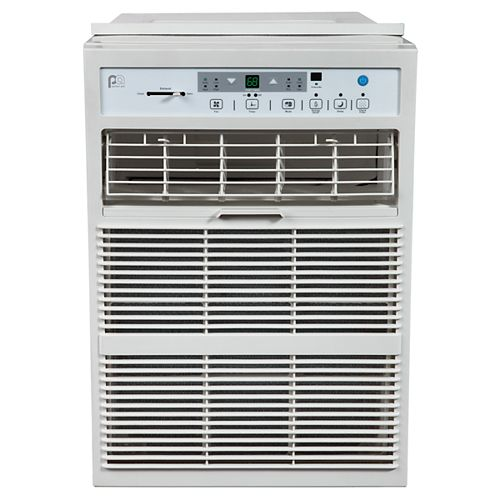 10,000 BTU Casement Slider Window Air Conditioner 450 sq. ft. Room