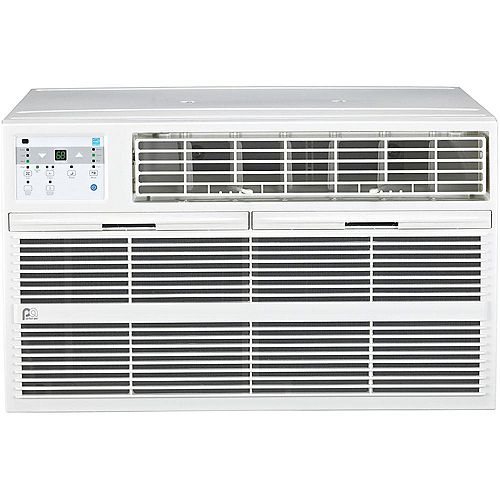 8,000 BTU Thru-the-Wall Air Conditioner for 350 sq. ft. Room