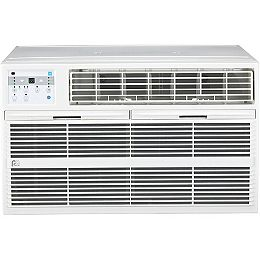 10,000 BTU Thru-the-Wall Air Conditioner for 450 sq. ft. Room with Remote