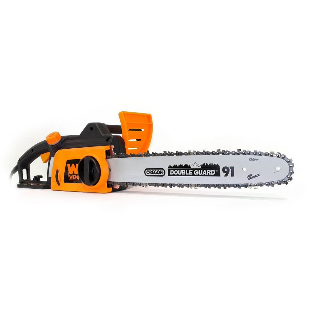 WEN 16 inch 12 Amp Electric Chainsaw