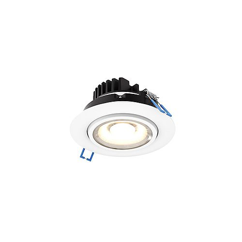 Illume Illume 4 inch Round Recessed Gimbal Panel Light