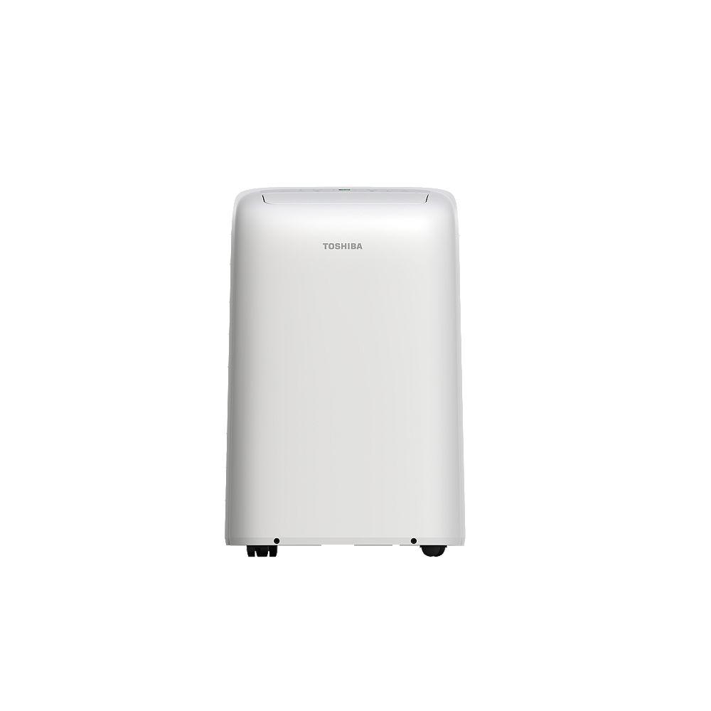 Toshiba 12,000 BTU, 115V Portable Air Conditioner and Dehumidifier with Remote