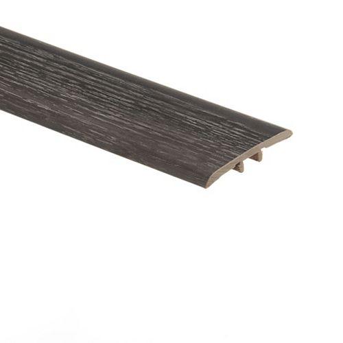 Zamma Brooks Range Oak 5/16-inch Thick x 1 3/4-inch Wide x 72-inch Length Vinyl T-Molding